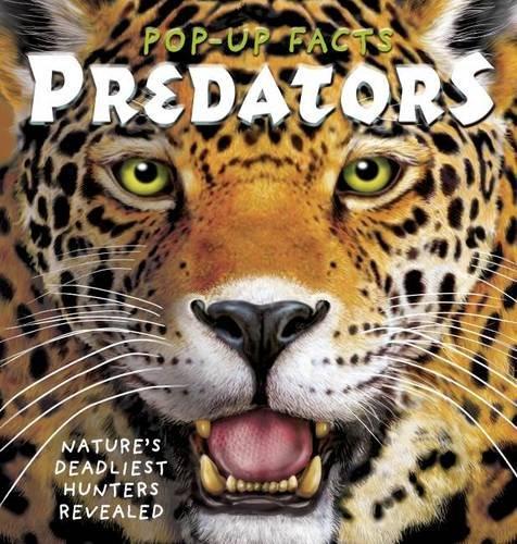 Read Online Pop-up Facts: Predators ebook