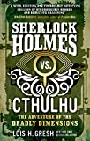 capa de Sherlock Holmes vs. Cthulhu: The Adventure of the Deadly Dimensions