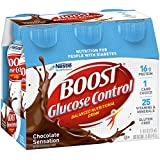 Boost Glucose Control Rich Chocolate Ready To Drink, 8 oz., 12 Count