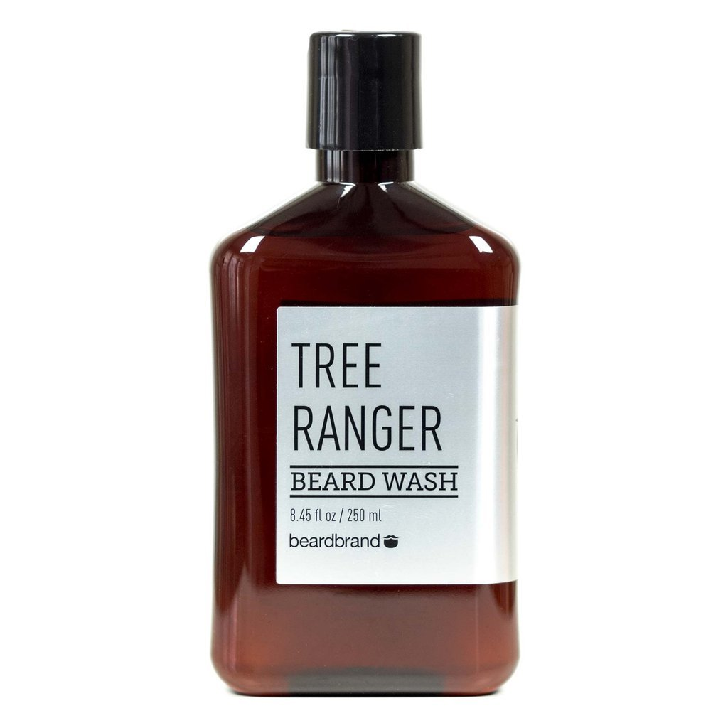 Tree Ranger Beard Wash - 8.45 fl oz
