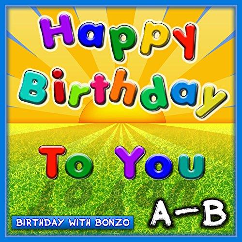 Ariel Happy Birthday To You