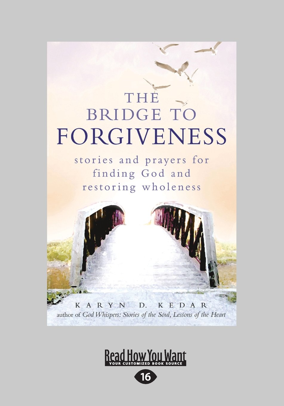 The Bridge to Forgiveness: Stories and Prayers for Finding God and Restoring Wholeness ebook
