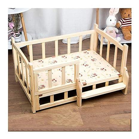 Amazon.com: Jieqiong Cama para mascotas, cama para perro ...