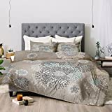Deny Designs Iveta Abolina French Blue Comforter Set, King
