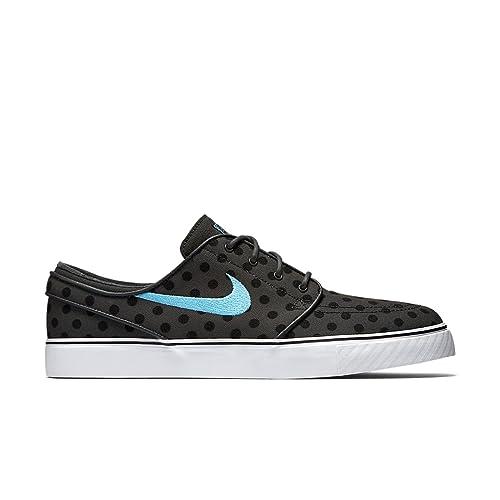 new styles f042e 9cd81 Nike SB - Zapatillas de Skateboarding de Lona para Mujer Gris Gris  Amazon.es Zapatos y complementos