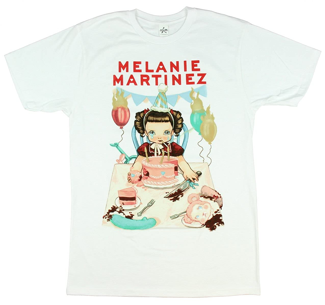 Melanie Martinez Pity Party T-Shirt Hot Topic 10633108