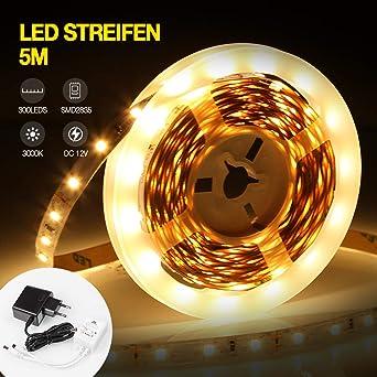 PARTY STRIP 300 WEISS LED 3m Leiste Stripe Strip Band Effekt Licht Dekoration