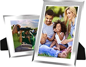 Sweepstakes: Disi 3.5x5 Glass Picture Frame Desk Photo Frames