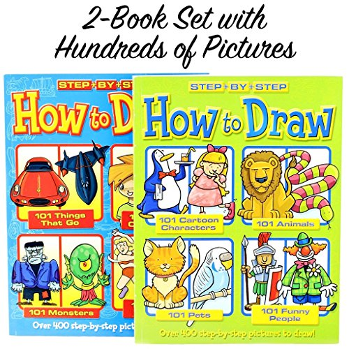 how to draw book series
