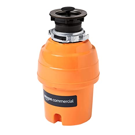 AmazonCommercial Garbage Disposal With Power