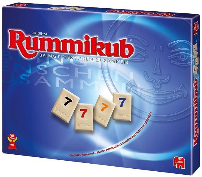 Jumbo Spiele 03466 Rummikub - Juego de Mesa [Importado de Alemania ...