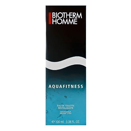 Biotherm Homme Aquafitness Eau de Toilette Vaporizador 100 ml