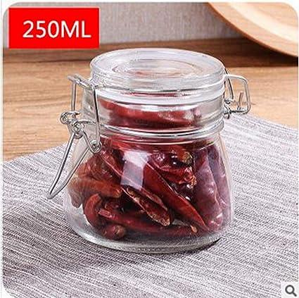 Amazon com : Honey Storage Bottle jar Sugar Bowl Jars for
