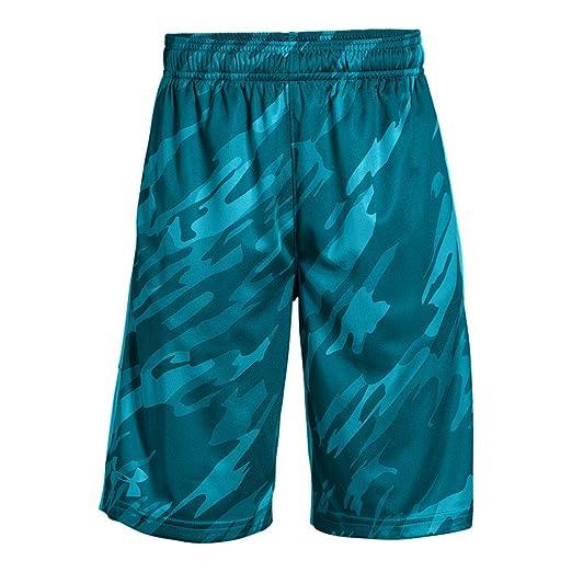 845c090b83 Under Armour Boys' Instinct Printed Shorts