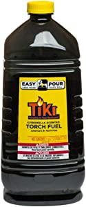 TIKI Brand Citronella Scented Torch Fuel, 1 Gallon