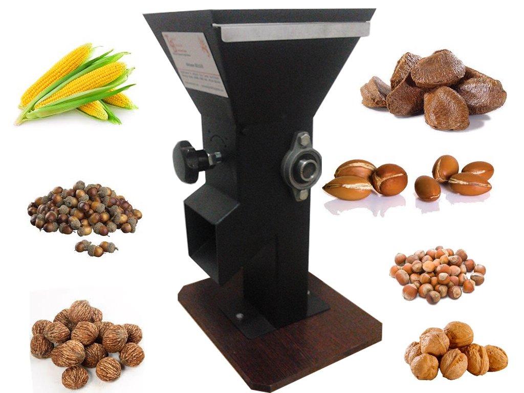 Drill Cracker Black Walnut Cracker Nutcracker in Tools - Quick Nutcracker Tool - Walnut Cracker - Pistachio Cracker - English Walnut Cracker - Drill Cracker - Automatic Cracking Machine - Adjustable TurcoBazaar TB15B