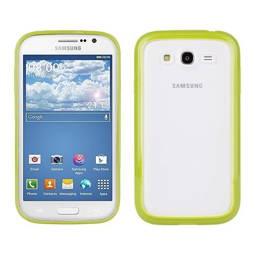 191 opinioni per kwmobile Cover per Samsung Galaxy Grand Neo / Duos- Custodia trasparente per