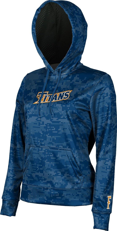 ProSphere California State University Fullerton Girls Pullover Hoodie School Spirit Sweatshirt Digi Camo