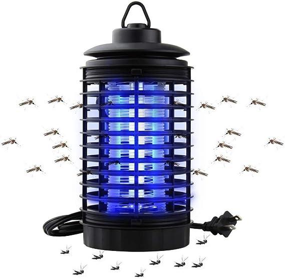 Lámpara Portátil para Mosquitos