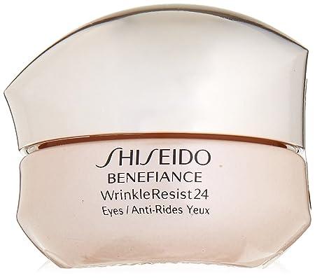 Shiseido Benefiance Wrinkle Resist 24 Intensive Eye Contour Cream, 0.51 Ounce