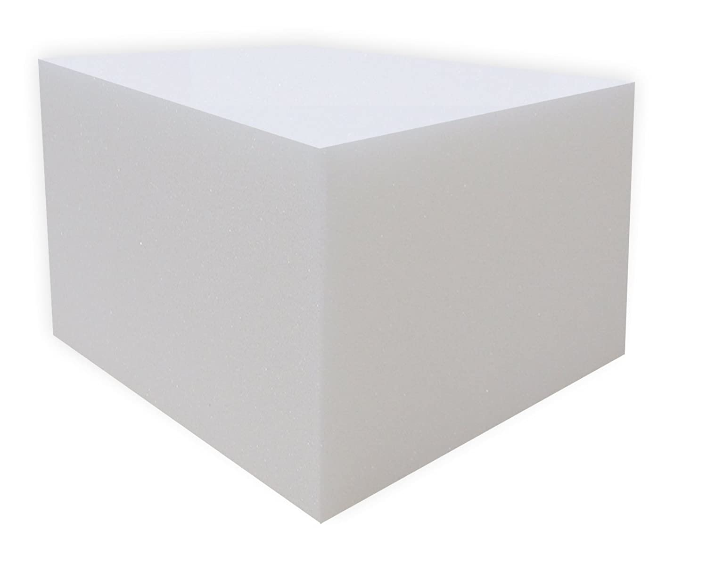 Dibapur - Cojín postural en forma de cubo (sin funda) Tamaño ...