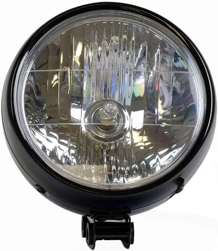 AlveyTech 12 Volt Black Headlight Assembly for the Baja Mini Bike MB200