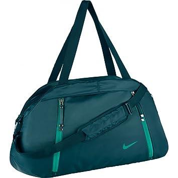 Auralux Solid Turquesa Mujer Bolsa Nike Midnight De Deporte Club pzqEd41