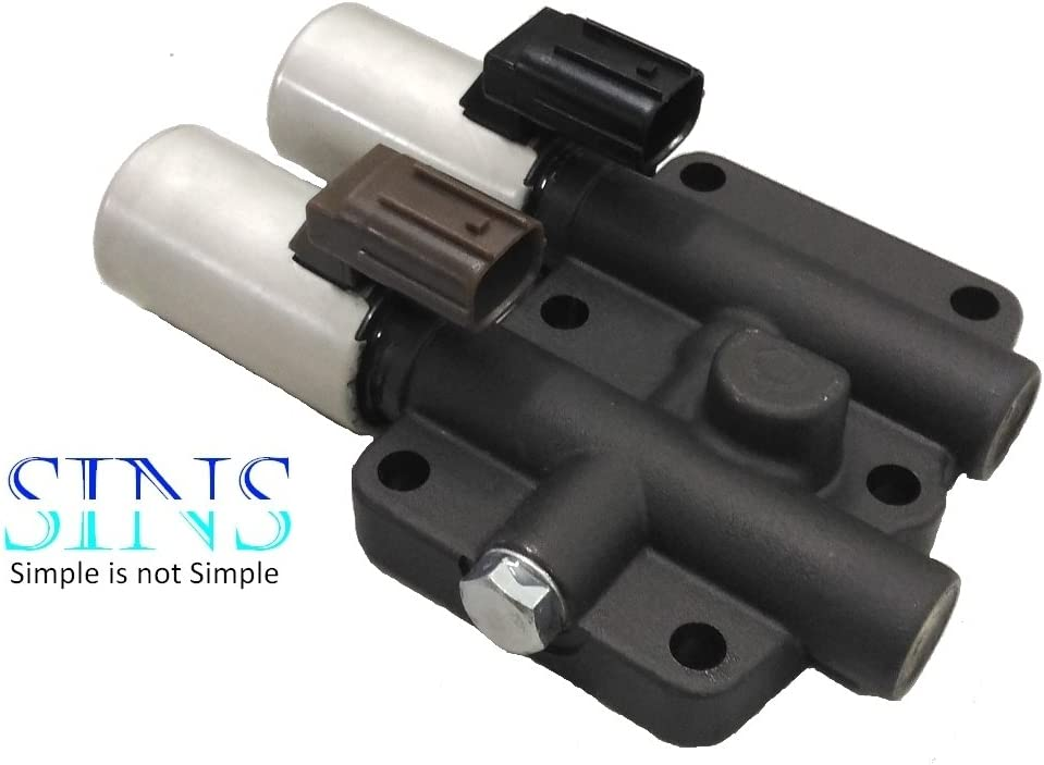 Accord Odyssey Pilot Prelude CL MDX TL Transmission at Clutch Pressure Control Solenoid Valve A and B 28250-P6H-024 SINS
