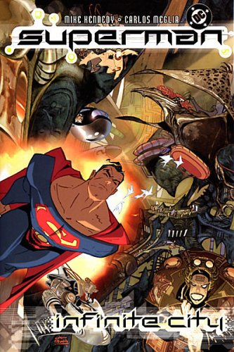 Download Superman: Infinite City (Superman Limited Gns (DC Comics R)) pdf epub