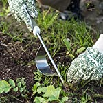 Worth-Garden-Stainless-Steel-Hand-Weeder-375cm-Long-Weeder-Tool-Weed-Puller-Weeding