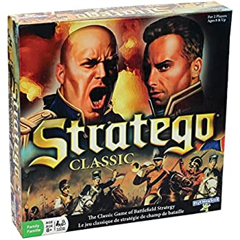 amazon com playmonster classic stratego board game toys games