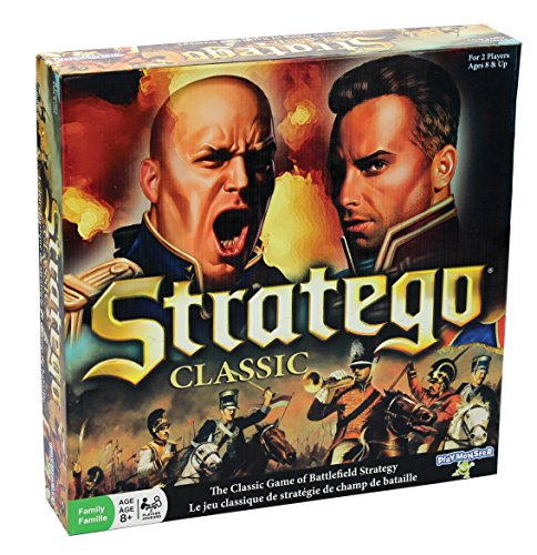 PlayMonster Classic Stratego Board Game by PlayMonster