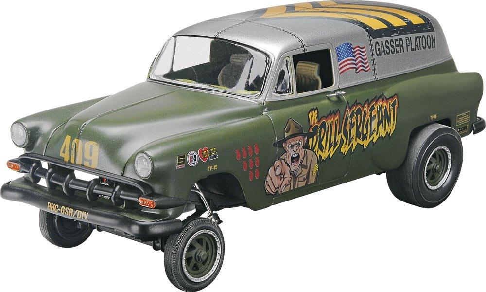 Revell/Monogram 53 Chevy Panel Truck