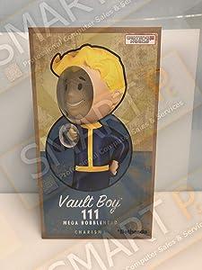 "Fallout 4: Vault Boy 111 15"" Charisma Mega Bobblehead"