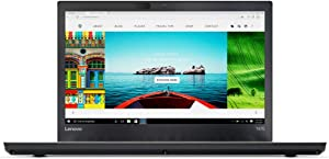 "2019 Lenovo ThinkPad T470 14"" FHD Touchscreen Business Laptop Computer, Intel Core i5-6300U Up to 3.0GHz, 8GB DDR4 RAM, 256GB PCIE SSD, 802.11ac WiFi, Fingerprint Reader, Windows 10 Professional"