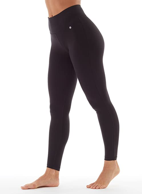 8a4bf9748688 Amazon.com  Bally Total Fitness Womens Tummy Control Long Legging ...