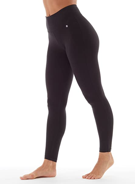 3c4f6021956f32 Amazon.com: Bally Total Fitness Womens Tummy Control Long Legging: Clothing