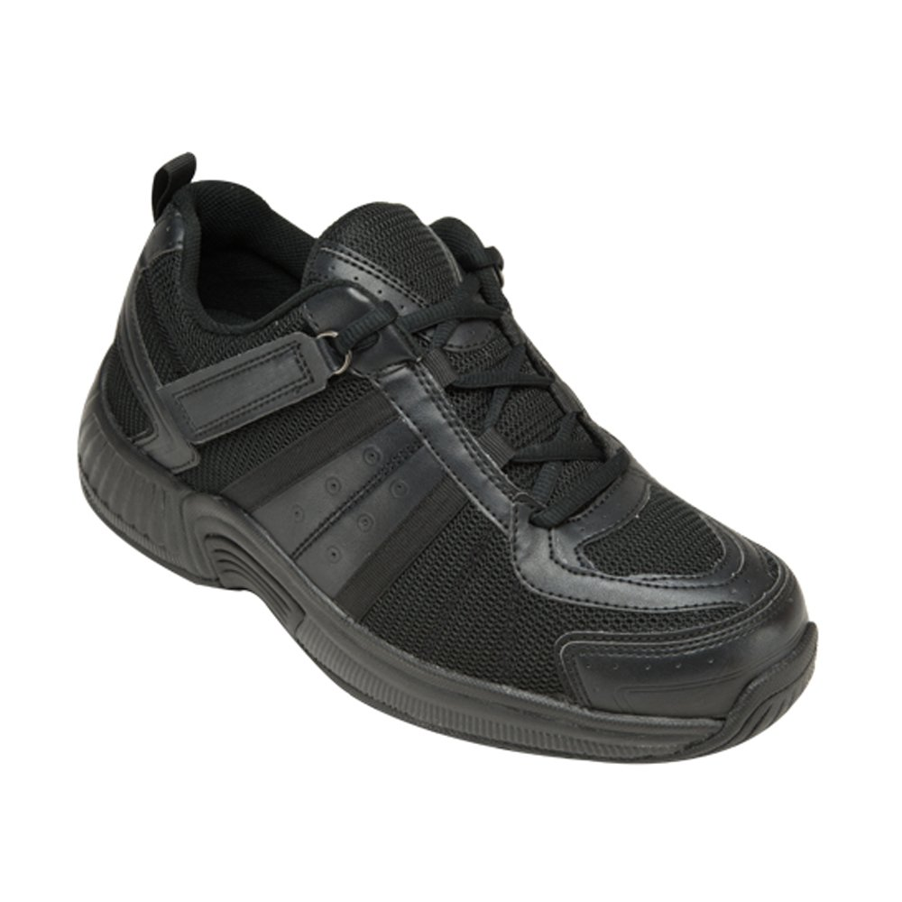 Orthofeet 611 Montery Bay Mens Comfort Diabetic Extra Depth Shoe
