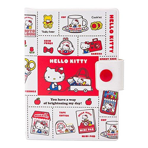 Sanrio Hello Kitty card case retro pop From Japan - Gift Printable Canada Cards
