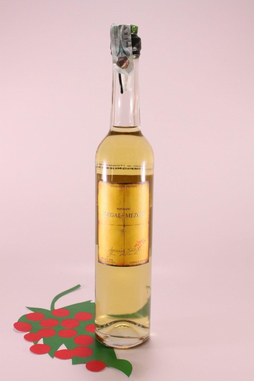 Ilegal Mezcal Reposado Tequila Special Edition 40% 50 cl.: Amazon.es: Alimentación y bebidas