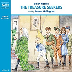 The Treasure Seekers Audiobook