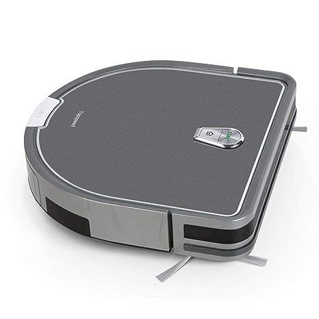 Ydq Robot Aspirador con Limpieza Sistemática Y Control Mediante App, Poder De Succión MÁX,