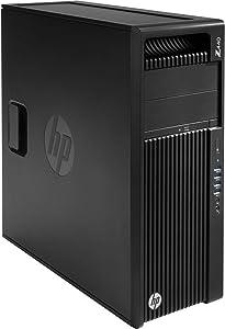 HP Z440 Workstation Intel Xeon 8-Core E5-1660 v3 3.0GHz 32GB Ram 480GB SSD 1TB HDD 700W PSU Quadro K620 2GB Windows 10 Pro (Renewed)