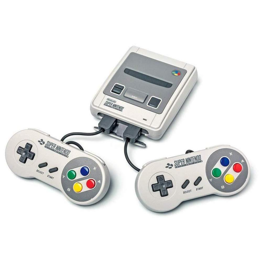 SNES and NES Nintendo Entertainment System Classic Bundle Region Free by Nintendo (Image #3)