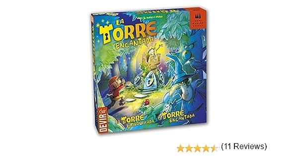 Devir - La Torre encantada (BGTORRADA): Amazon.es: Juguetes y juegos