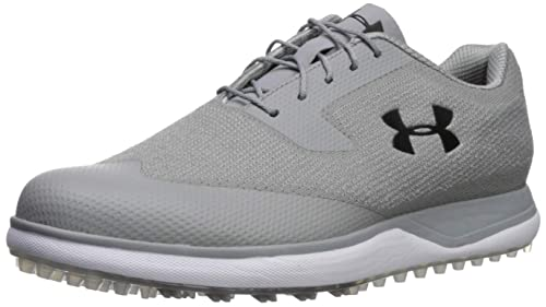 8dab935431b42b Under Armour Mens 2018 UA Spieth 2 Golf Shoes - White Midnight Navy - UK