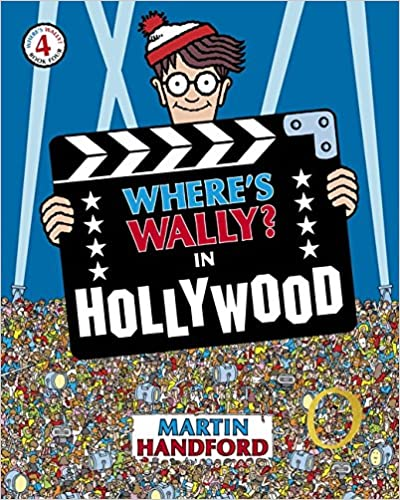 Book Where's Wally? In Hollywood