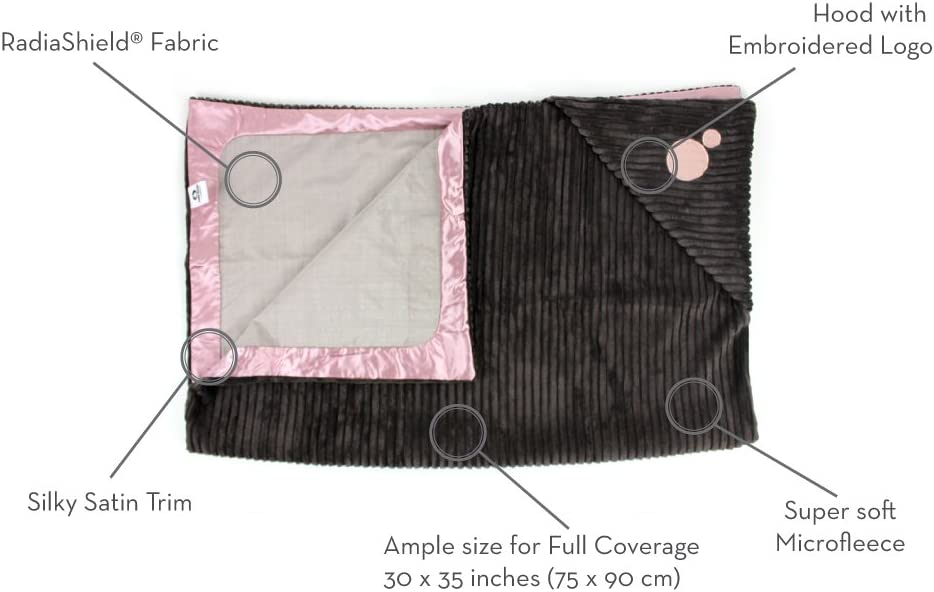Belly Armor Belly Blanket Luxe Champagne