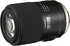 Tamron SP 90mm f/2.8 Di Macro 1:1 VC USD Camera Lens for Canon EF