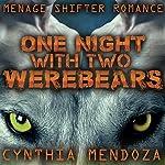 Menage Shifter Romance: One Night with Two Werebears | Cynthia Mendoza